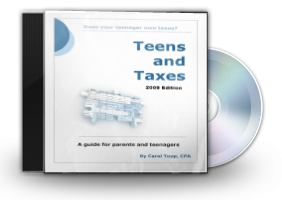 Teens and Taxes audio
