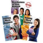 Micro Business for Teens series