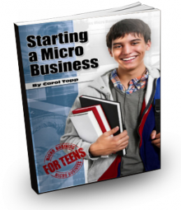 Starting a business for teens have