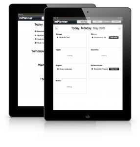 Mockup of the mPlanner app created by Emerson Walker (Source: mPlanner.co).