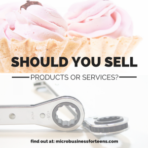 Should You Sell Products or Services?