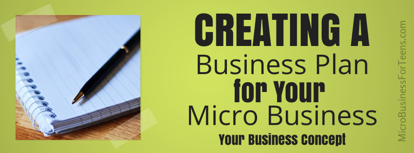 Creating a Business Plan For Your Micro Business