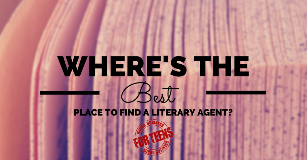 Where's The Best Place to Find a Literary Agent?