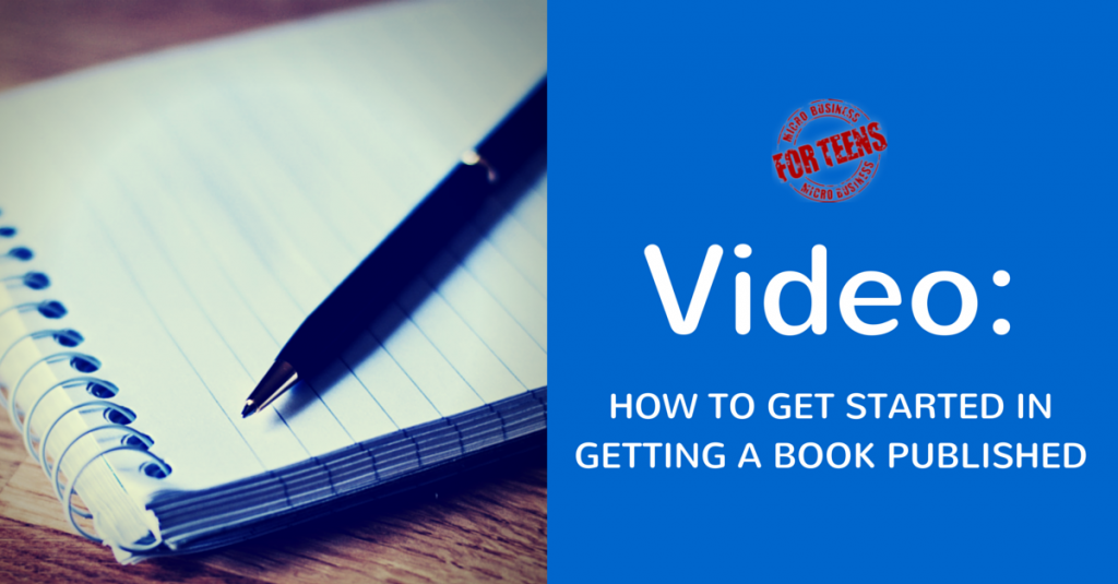 How to Get Started in Getting a Book Published
